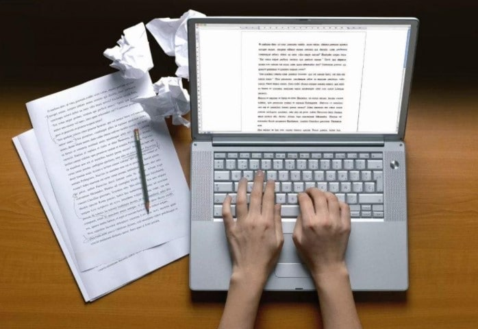 How to write a scientific review article