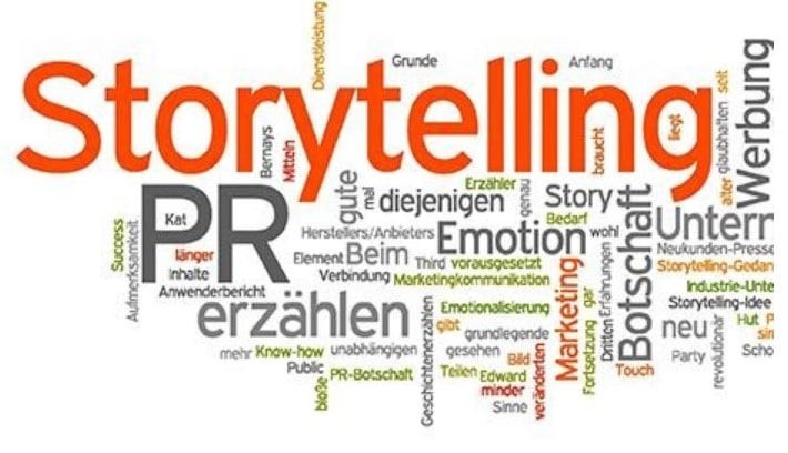 The purpose and purpose of storytelling
