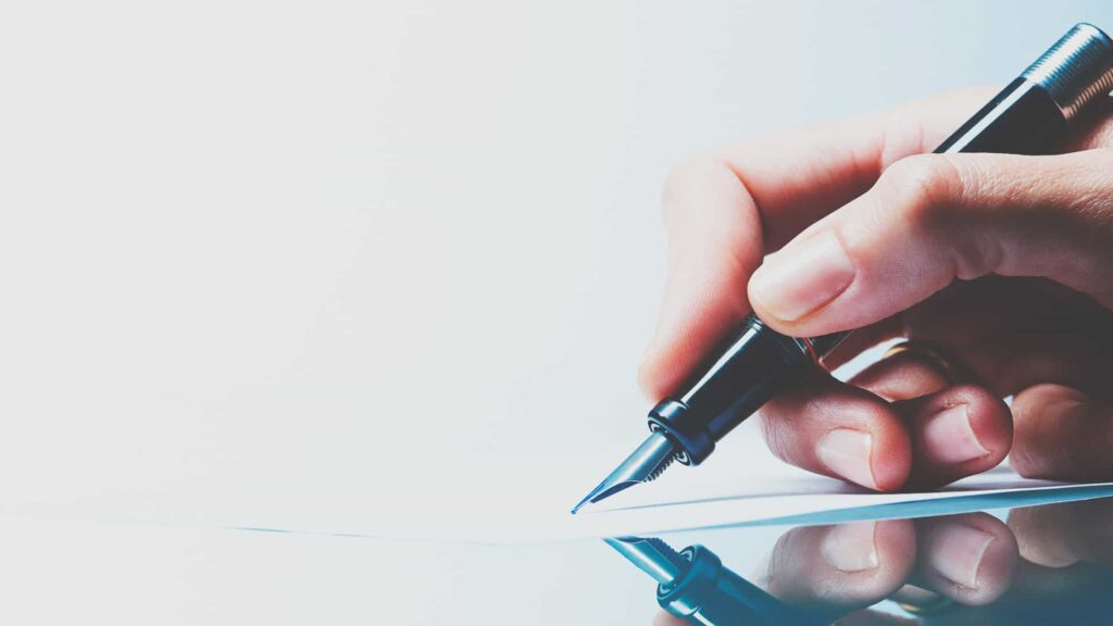 principles of writing a business letter