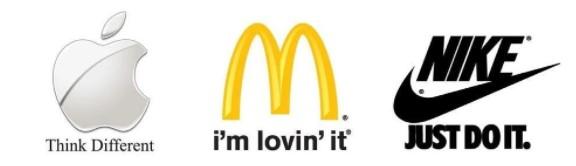 create a memorable company slogan